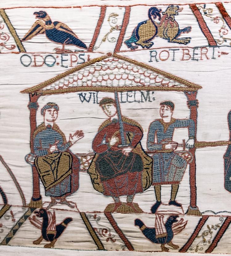Count Robert of Mortain