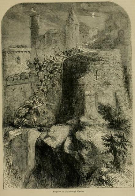 2 - Surprise of Edinburgh Castle
