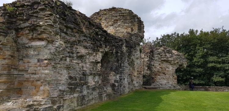 Flint Castle - south-west tower 2